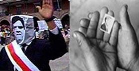 Víctimas de la impunidad y la  indiferencia Política